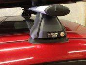 Mazda 6 with a Rhino Rack roof rack. Mazda 6, Roof Rack, Drip Coffee Maker, Kitchen Appliances, Diy Kitchen Appliances, Home Appliances, Appliances, Kitchen Gadgets
