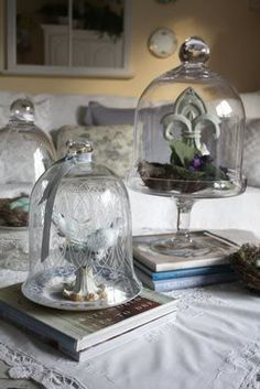 Cloches - with wrought iron