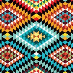 geometric saguaro art - Google Search