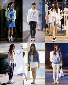 Korean Fashion – How to Dress up Korean Style – Designer Fashion Tips Korea Fashion, Asian Fashion, Look Fashion, Teen Fashion, Kpop Fashion Outfits, Korean Outfits, Kim So Hyun Fashion, Kim Sohyun, Korean Celebrities