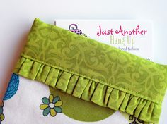 Just Another Hang Up: Snappy Bag Tutorial