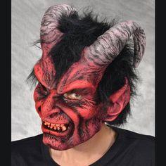Diablo Red Devil Halloween mask