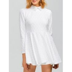 SHARE & Get it FREE | Jacquard Long Sleeve  Mini  DressFor Fashion Lovers only:80,000+ Items • FREE SHIPPING Join Twinkledeals: Get YOUR $50 NOW!
