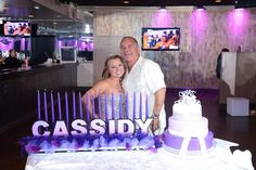 Have your cake and eat it to at your #sweetsixteen #event at #TheSandsAtlanticBeach
