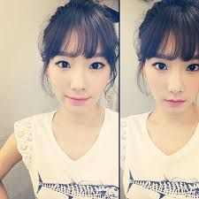 Image result for yoona see through bangs