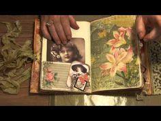Vintage Style Manila Envelope Junk Journal