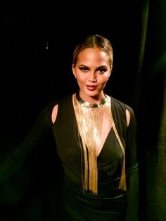 Backstage at the Billboard Music Awards with Chrissy Teigen - The Coveteur