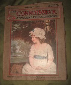 The Connoisseur Magazine, Vol. XXIII, No. 89, January 1909