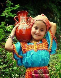 Algerian Amazigh Girl