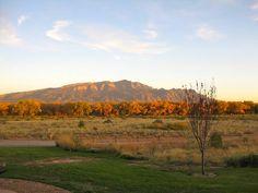 Sandia Mountain NM