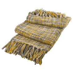 Fortune Knitted Throw