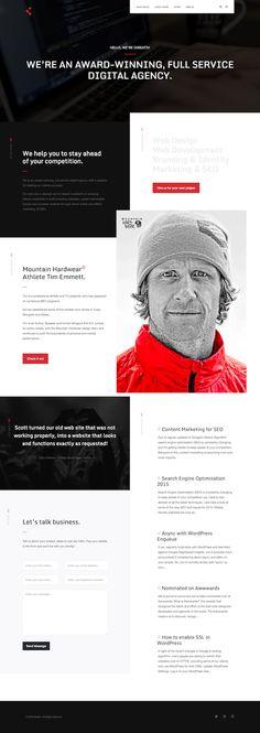 We're an award-winning, full service digital agency - iKreativ