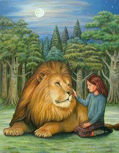 """He is the true ruler of Narnia in the """"Chronicles of Narnia"""" series. He is very brave, powerful, and wise and will help the children whenever necessary in order to defeat any threat that comes to Narnia. Cair Paravel, Narnia 3, Creation Photo, Lion Of Judah, Chronicles Of Narnia, Cs Lewis, Wow Art, Confessions, Lions"""