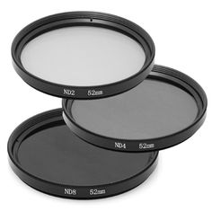 ND Filter -must have camera accessories for every photographer to take those high quality HD images.