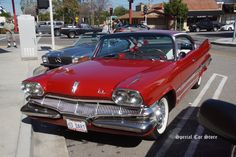 1960 Dodge Dart at Mike Brewer and Edd China booking sign at Autobooks-Aerobooks http://www.specialcarstore.com/content/autobooks-aerobooks-wheeler-dealers-feeler