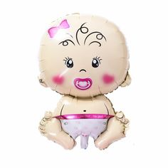 Classic Toy Large Size Baby Boys Girls Cartoon Balloons Kid Happy Birthday Party Decoration #>=#>=#>=#>=#> Click on the pin to check out discount price, color, size, shipping, etc. Save and like it!