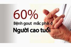 Trị bệnh thông minh : bệnh gout ở người cao tuổi