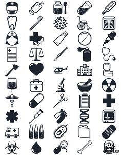 MedICO Free Medical Icons Set