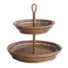 Wisteria - Accessories - Shop by Category - Tabletop - Two-Tiered Fruit Stand Thumbnail 2 $59