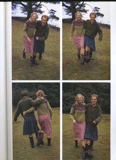 "Photo from album ""Rowan A Season's Tale"" on Yandex. Rowan Knitting, Picnic Blanket, Outdoor Blanket, Knitting Designs, Views Album, Seasons, Couple Photos, Children, Yandex Disk"
