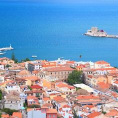 Luxury Guide of Nafplio with lifestyle and shopping tips and a collection of the best luxury hotels and resorts!