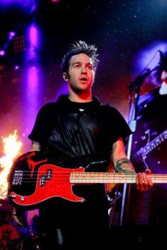 Fall Out Boy.. Pete Wentz.