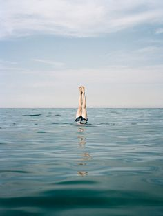 Lake Michigan, Chicago  by Daniel Seung Lee // This photo reminds me of two girls that I know and @Elizabeth Hinker is one of them.