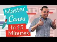 (3) Quick Start Canva Tutorial For Beginners - Beginner to Expert in 1 Video Marketing Software, Marketing Tools, Squeeze Page, Email List, Copywriting, Lead Generation, Online Courses, Online Business, Youtube