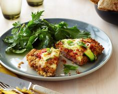 Recipe | Italian Crumbed Beef Parmigiana