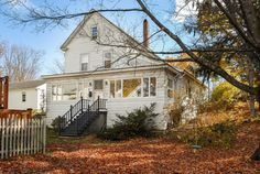 Home of the Week | 23 Spring Street, Newmarket, NH 03857