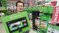 Microsoft abaixa o preço do Xbox One no território japonês.