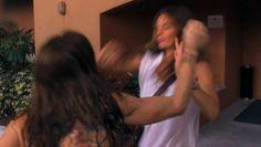 "Burn Notice 2x10 ""Do No Harm"" - Fiona Glenanne (Gabrielle Anwar) & Rachel (Stacy Haiduk)"