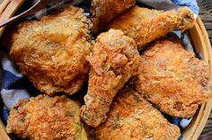 Southern KFC SECRET Fried Chicken Recipe!