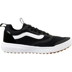 Vans Women's UltraRange Shoes, Black