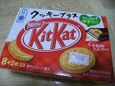 Cookie Plus Kit Kat