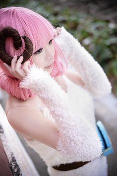 Anime: Fairy Tail Character: Aries - Celestial Spirit