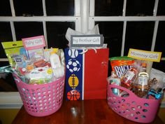Baby Shower Gifts.....Gotta pamper everyone ; )