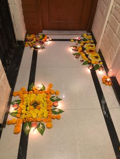 Check latest Diwali Decorations DIY Ideas to Brighten-Up Your Home, diwali decorations backdrop, diw Rangoli Designs Flower, Colorful Rangoli Designs, Rangoli Ideas, Rangoli Designs Diwali, Diwali Rangoli, Flower Rangoli, Diwali Diy, Diwali Craft, Diwali Decorations At Home