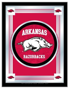 Use this Exclusive coupon code: PINFIVE to receive an additional 5% off the Arkansas Razorbacks Logo Mirror at SportsFansPlus.com