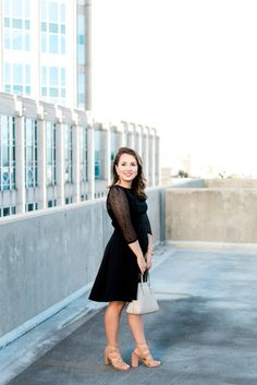 Holiday Outfit Planning - Little Black Dress