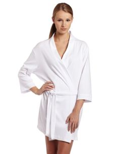 Seven Apparel 00134 Hotel Spa Collection Kimono Knit Cotton Robe 8e99fd31e