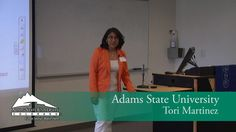Student Scholar Days presentation at Adams State University. Women in Science: perception of leader errors