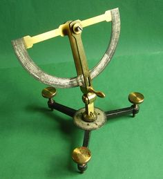 18 th century brass and steel calipers   antique tools   pinterest, Hause ideen