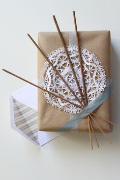 Compai's {earth friendly} gift wrapping ideas | by justinablakeney