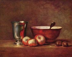 Jean-Baptiste Siméon Chardin - Nature morte