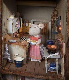 Het Muizenhuis - muis - Karina Schaapman