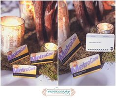 NYC themed wedding complete with Metro Cards for name cards at Maritime!  NYC Wedding Photography wedding photos by NJ Wedding Photographer Vanessa Joy