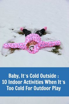 10 Indoor Activities