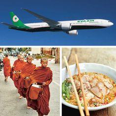 Ben je stiekem al aan het nadenken over een lekkere lange break in 2018? Dan hebben wij een tip voor je: Thailand! Van vijfsterrenluchtvaartmaatschappij EVA Air mogen we twee tickets naar het land van de glimlach weggeven, en geloof ons: die wil je...