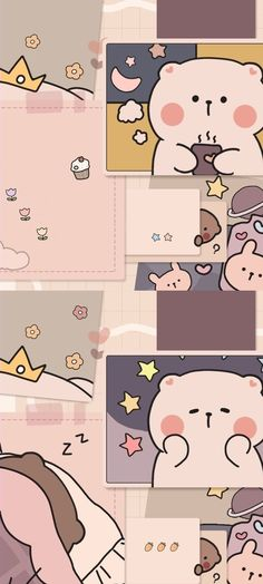 Pin by 「 𝗕𝗹𝗶𝘅𝗮𝗶𝗻𝘇 」 on 「 Wallpaper 」 in 2021 | Wallpaper iphone cute, Iphone wallpaper kawaii, Kawaii wallpaper
